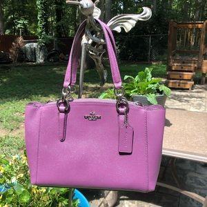 🎈NEW LISTING! COACH Mini Christie Carryall Bag